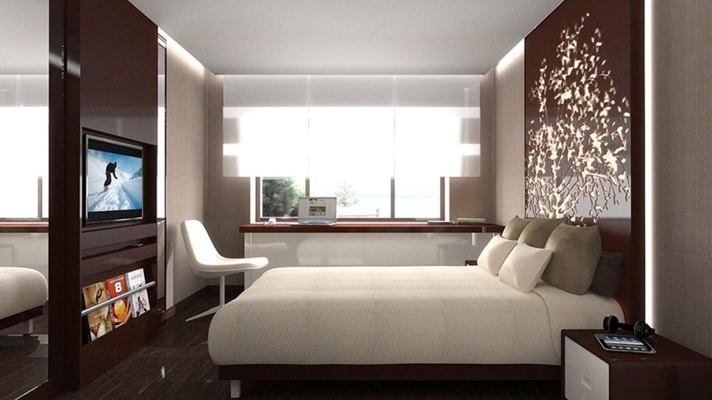 Un cuarto de habitación cotiza actualmente $486.000 o US$ 31.250