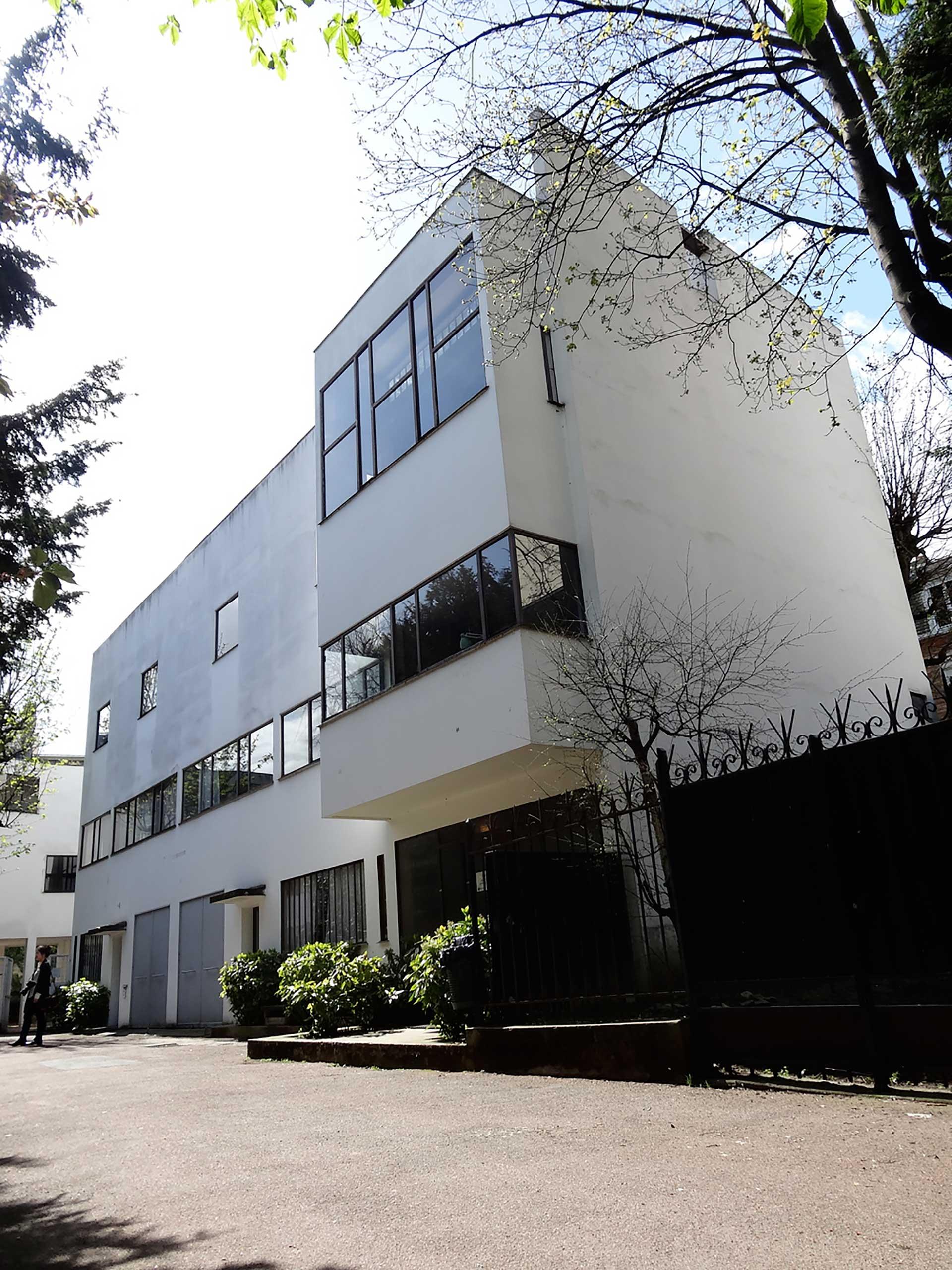 Estas Son Las 17 Obras De Le Corbusier Que Fueron