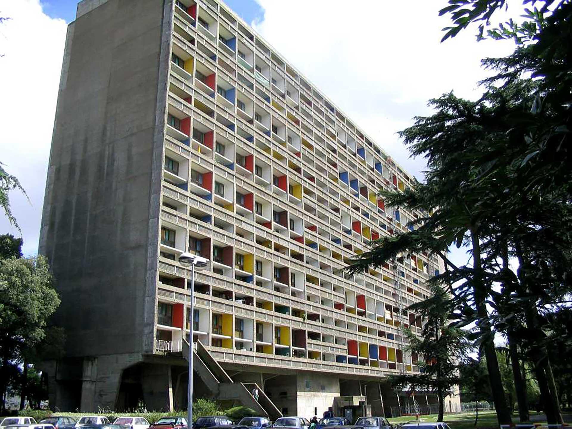 Resultado de imagen de le corbusier obras