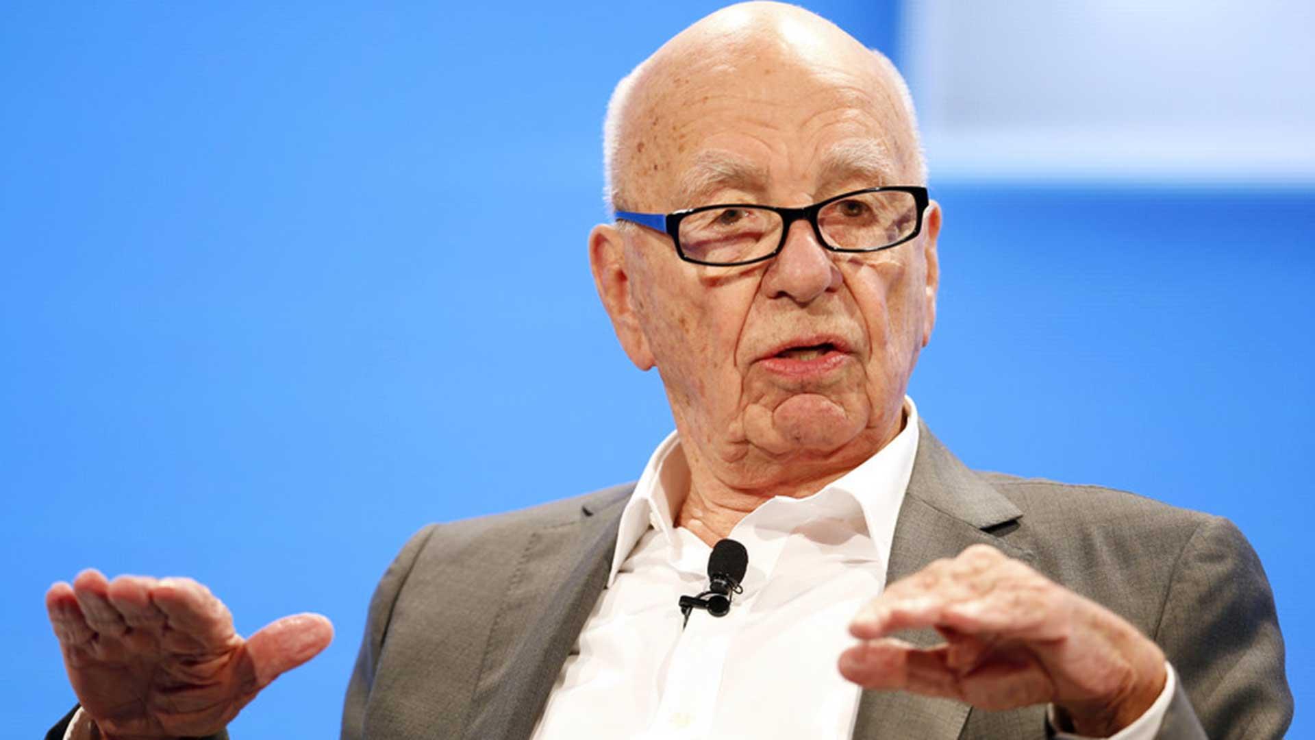 Rupert Murdoch (Reuters)