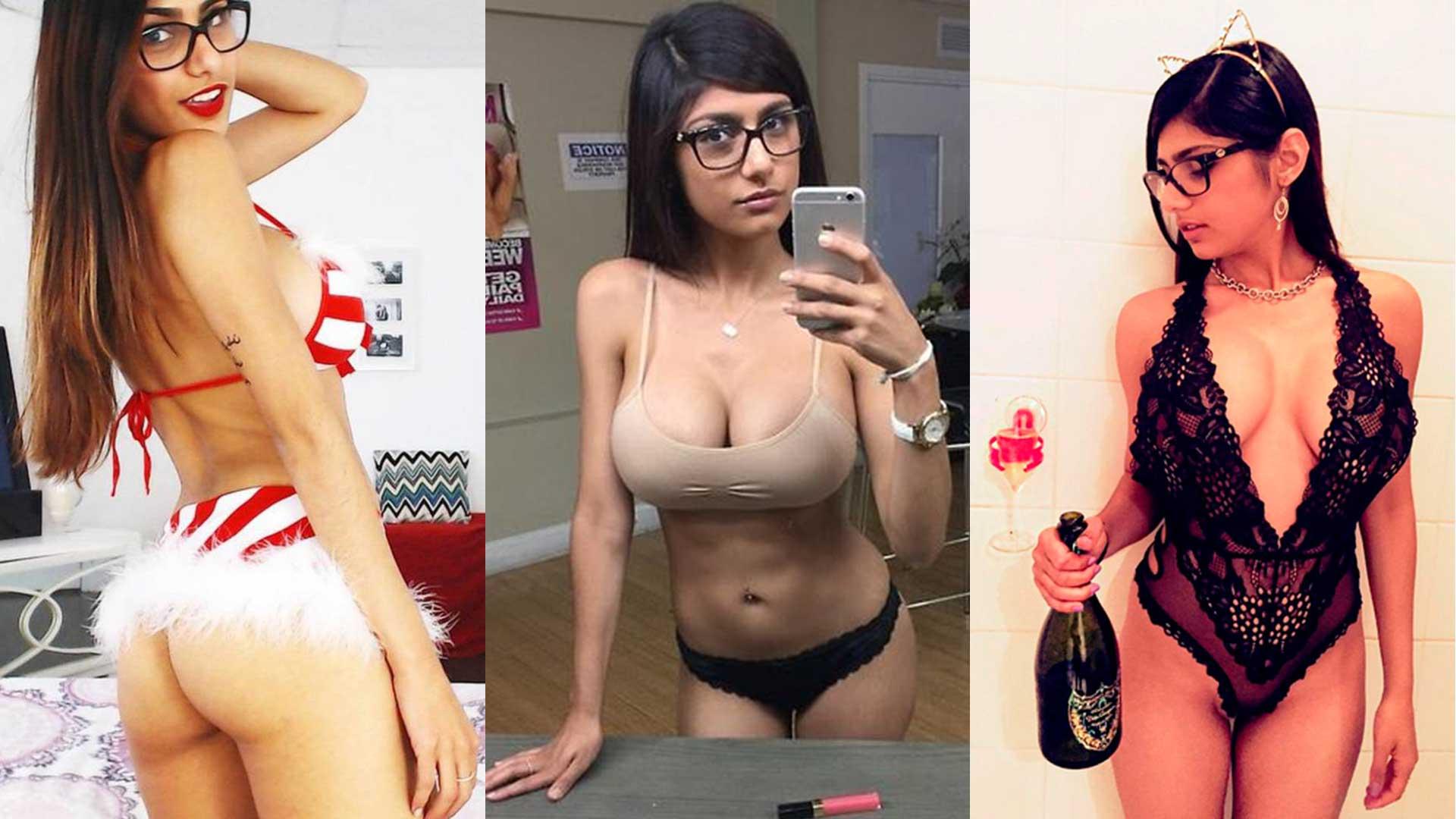 Actriz Porno Mas Buscada En Internet mia khalifa dejará su carrera como actriz porno para alentar