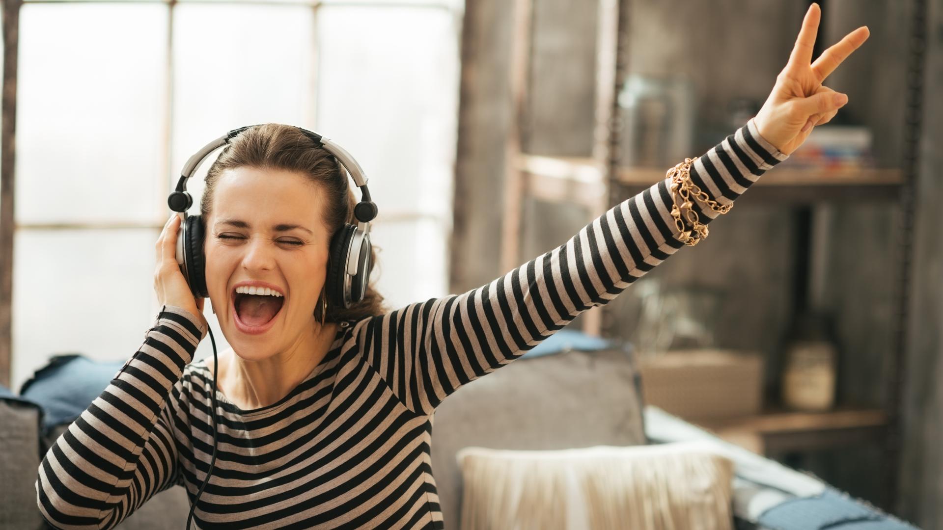 Una fórmula determinó cuál es la canción más feliz del mundo (Shutterstock)