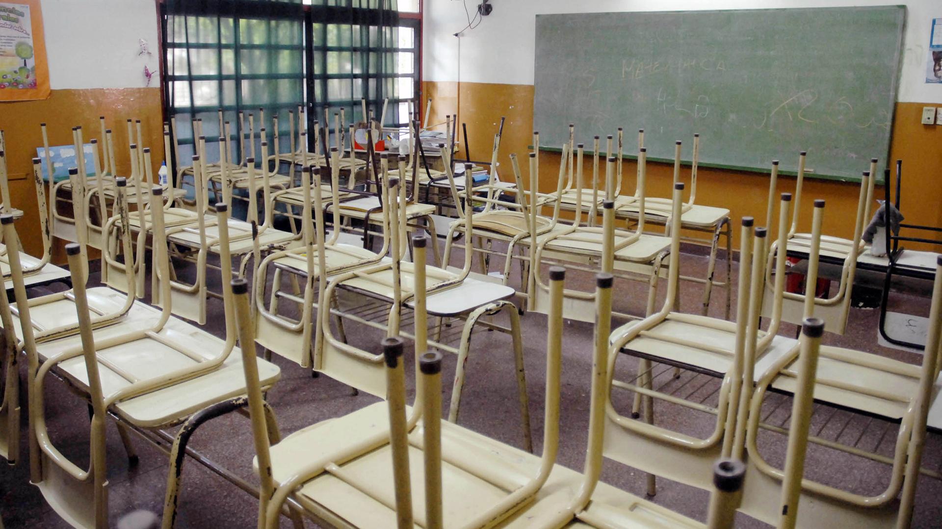 Se lleva adelante el cuarto paro docente en la Provincia