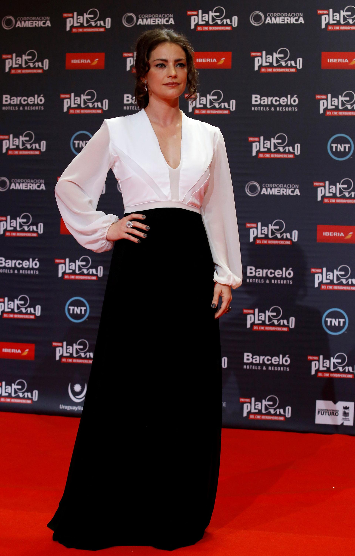 """Dolores Fonzi se adjudicó la estatuilla a la Mejor Actriz por su papel en la película """"La patota"""""""
