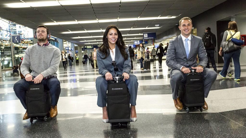 Modobag, la valija que llegó para revolucionar la forma de viajar (Modobag)