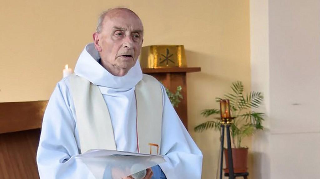 Jacques Hamel, el sacerdote católico degollado por los yihadistas de ISIS (AFP)