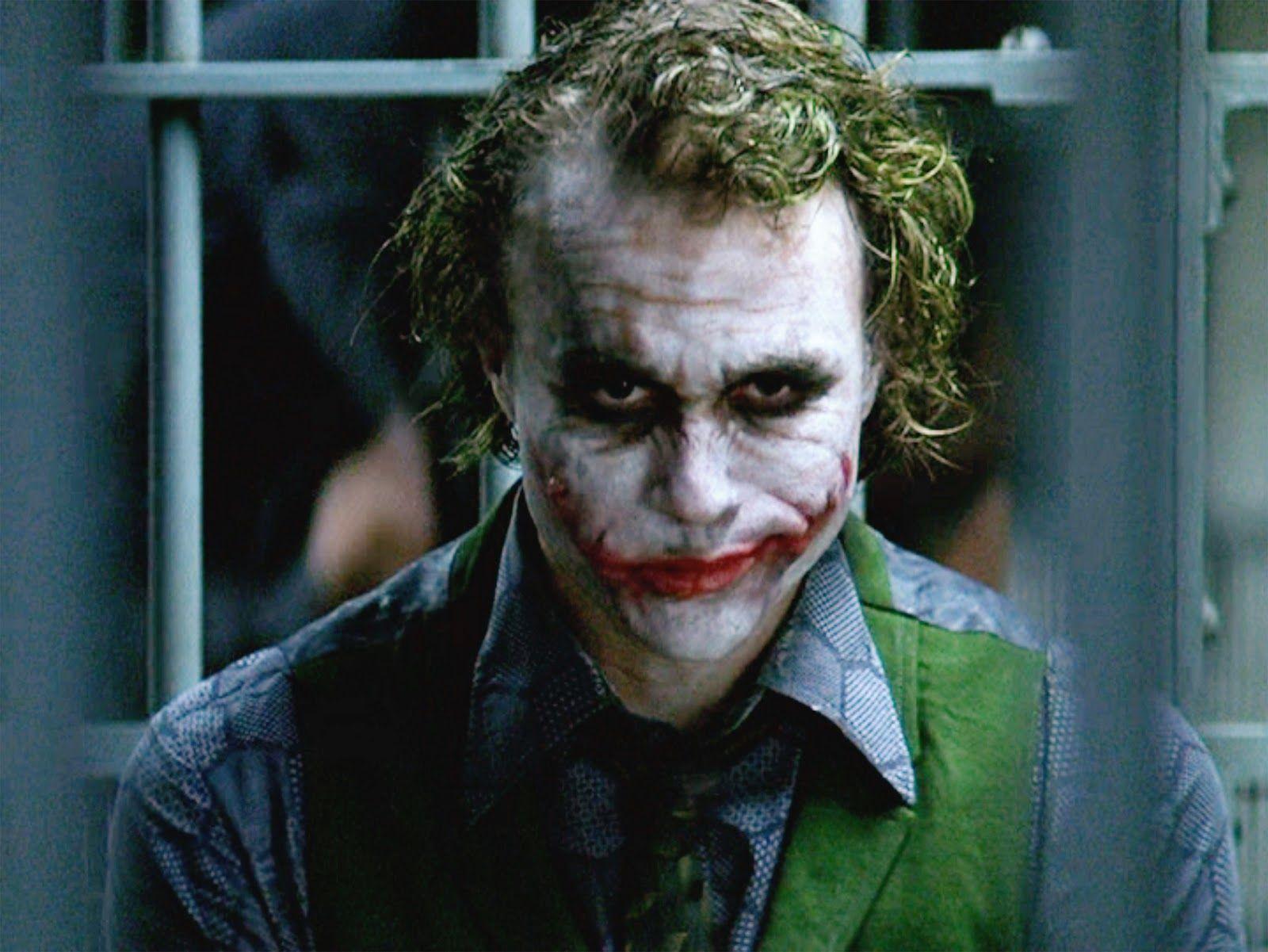 Heath Ledger obtuvo un Oscar por su interpretación del Guasón dirigido por Chistopher Nolan.