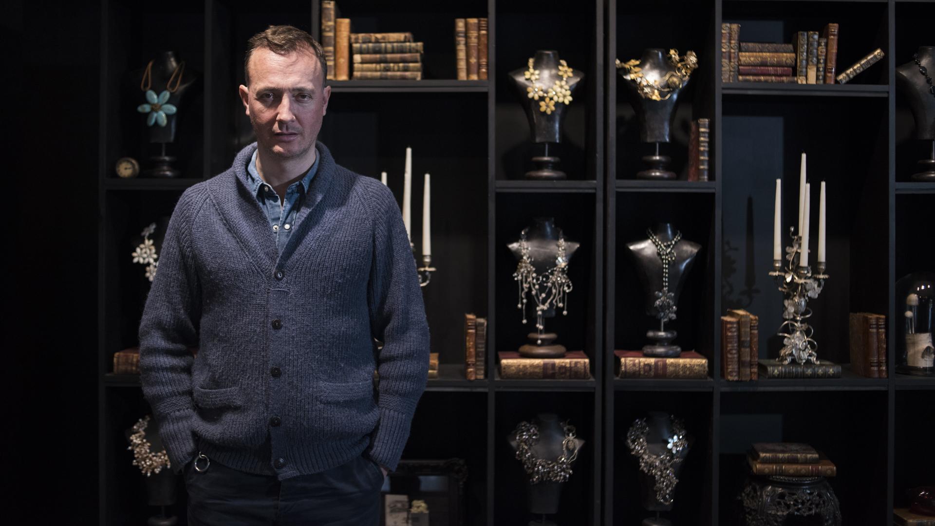 Celedonio Lahidoy, un arquitecto de la joyería (Adrián Escandar)