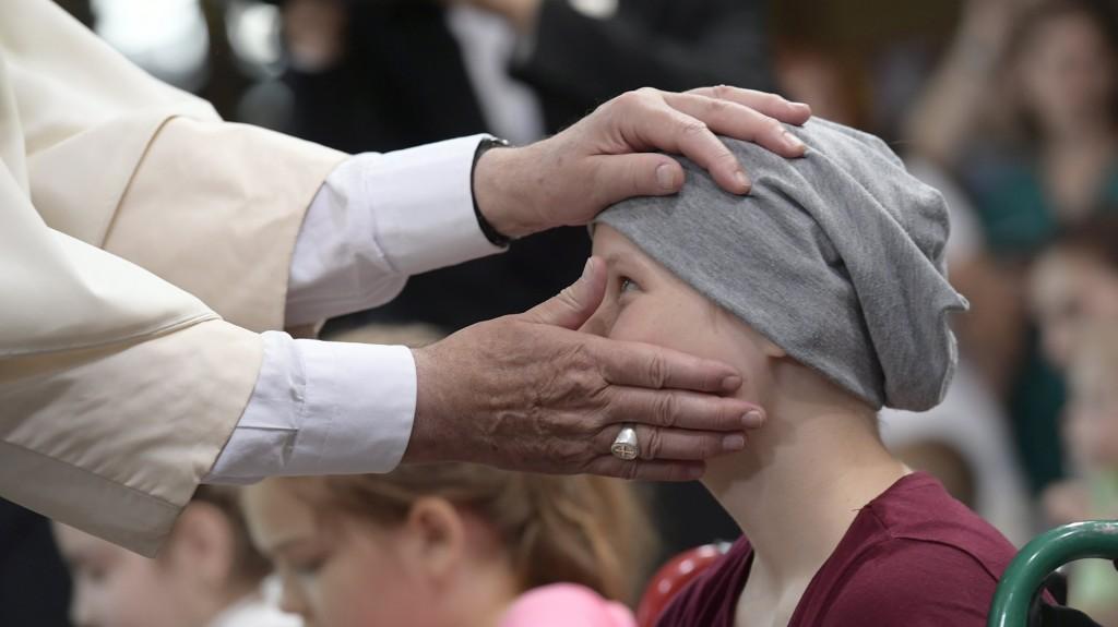 """""""Las víctimas de la cultura del descarte son las personas más débiles"""", dijo el Papa (Reuters)"""