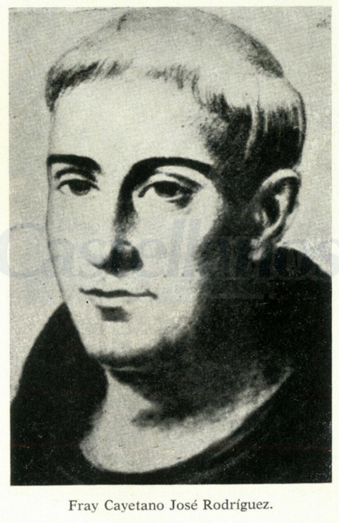 Fray Cayetano Rodríguez
