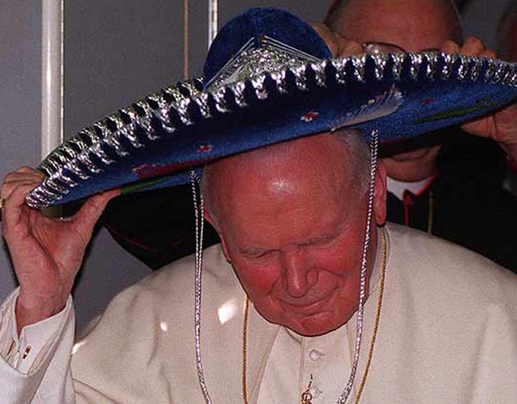 Juan Pablo II, el Papa viajero