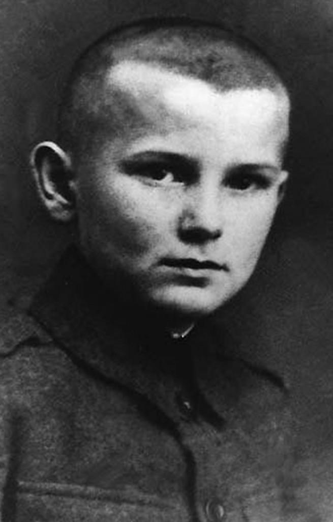 Karol Wojtyla, el futuro San Juan Pablo II, nació el 18 de mayo de 1920, en Wadowice, Polonia