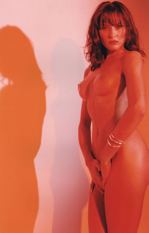 Melania era conocida por su nombre profesional Melania K (Alé de Basseville)