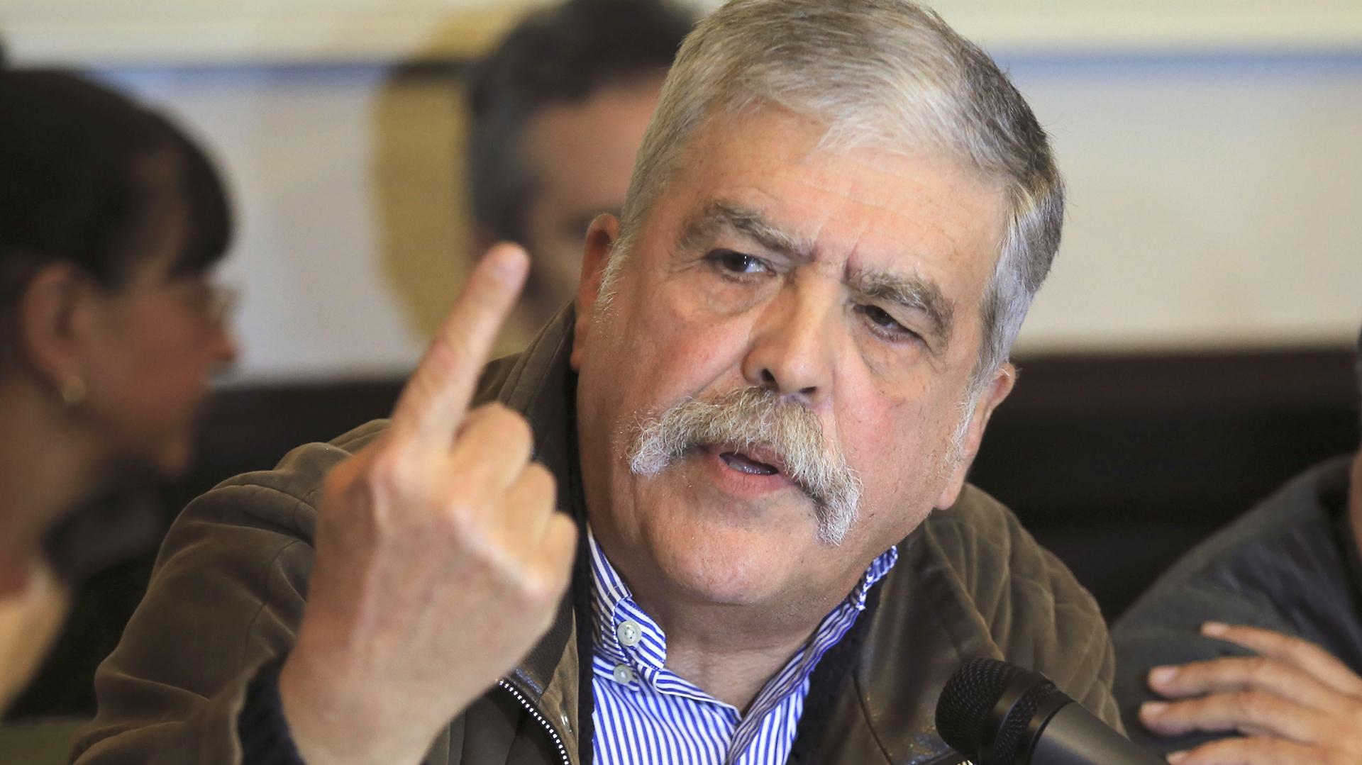 Julio De Vido, envuelto nuevamente en una denuncia por corrupción (NA)