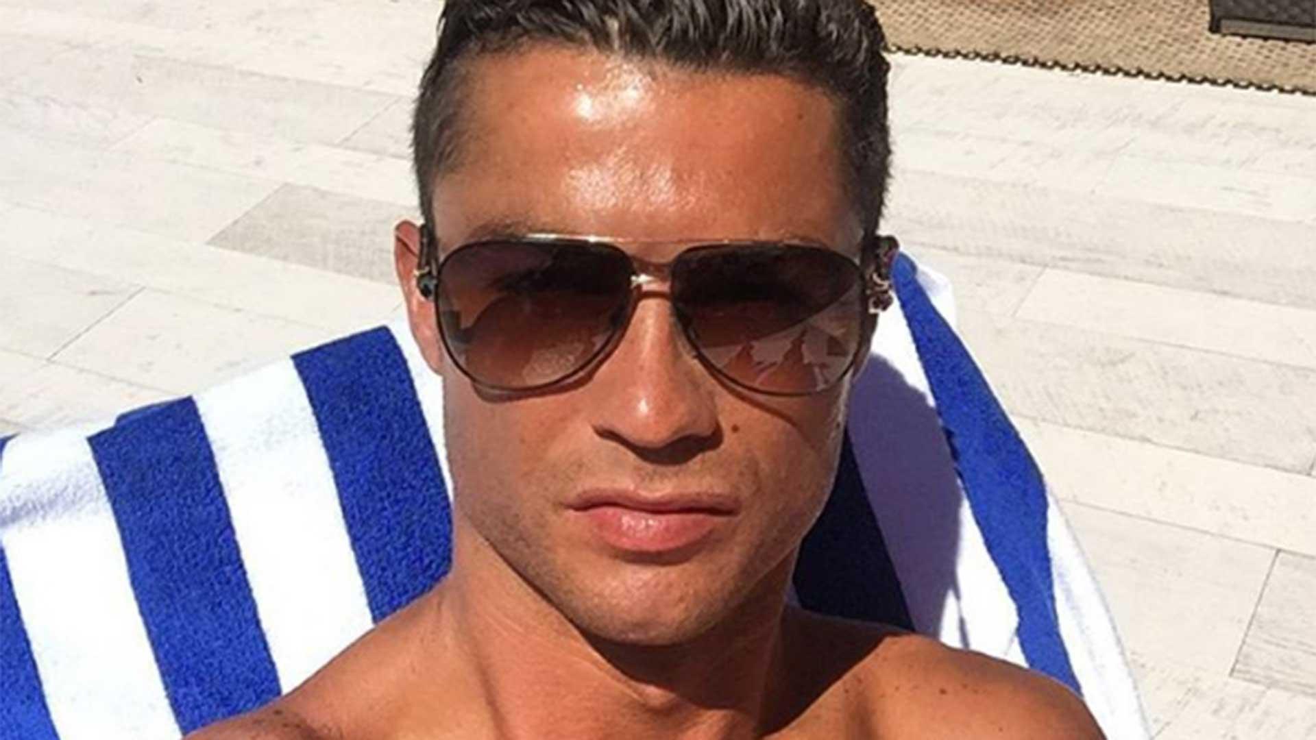 Cristiano Ronaldo se encuentra de vacaciones en Miami