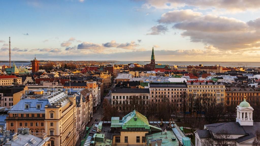 Helsinki, Finlandia (Shutterstock)