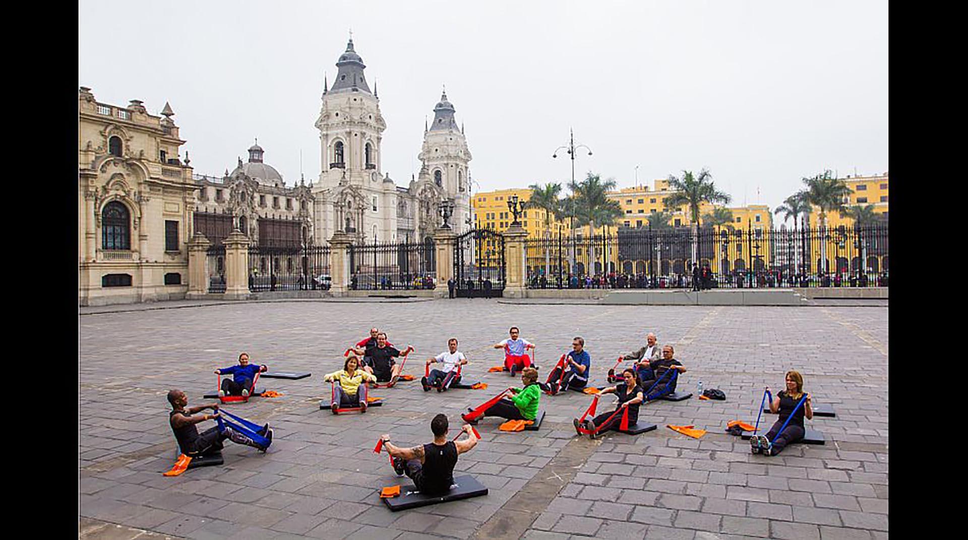 (Presidencia Perú)