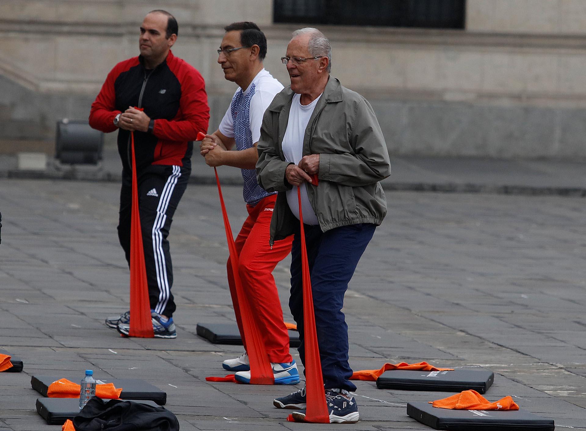 A juicio del jefe de Gabinete, el deporte no sólo es salud, sino que también fomenta valores importantes que ayudan a las personas a ser mejores ciudadanos (Reuters)