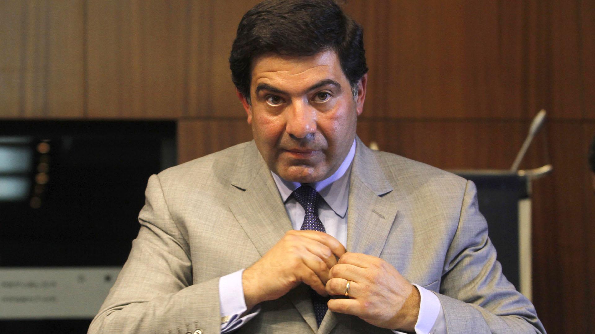 Ricardo Echegaray, ex jefe de la AFIP