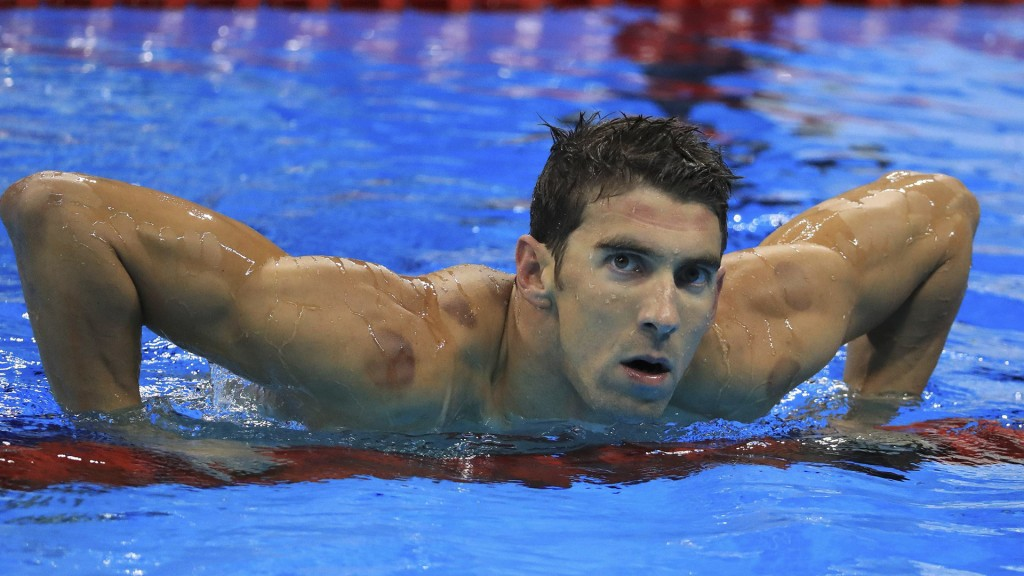 Michael Phelps nadadores hot