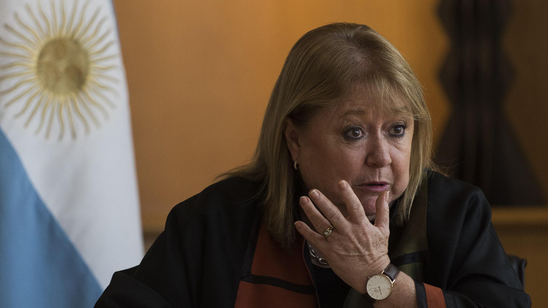 Susana Malcorra dejará Cancillería(Adrián Escandar)