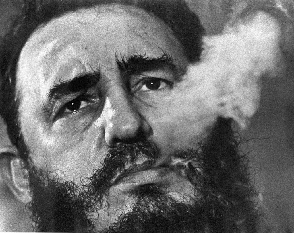 Fidel Castro, 1985 (AP)