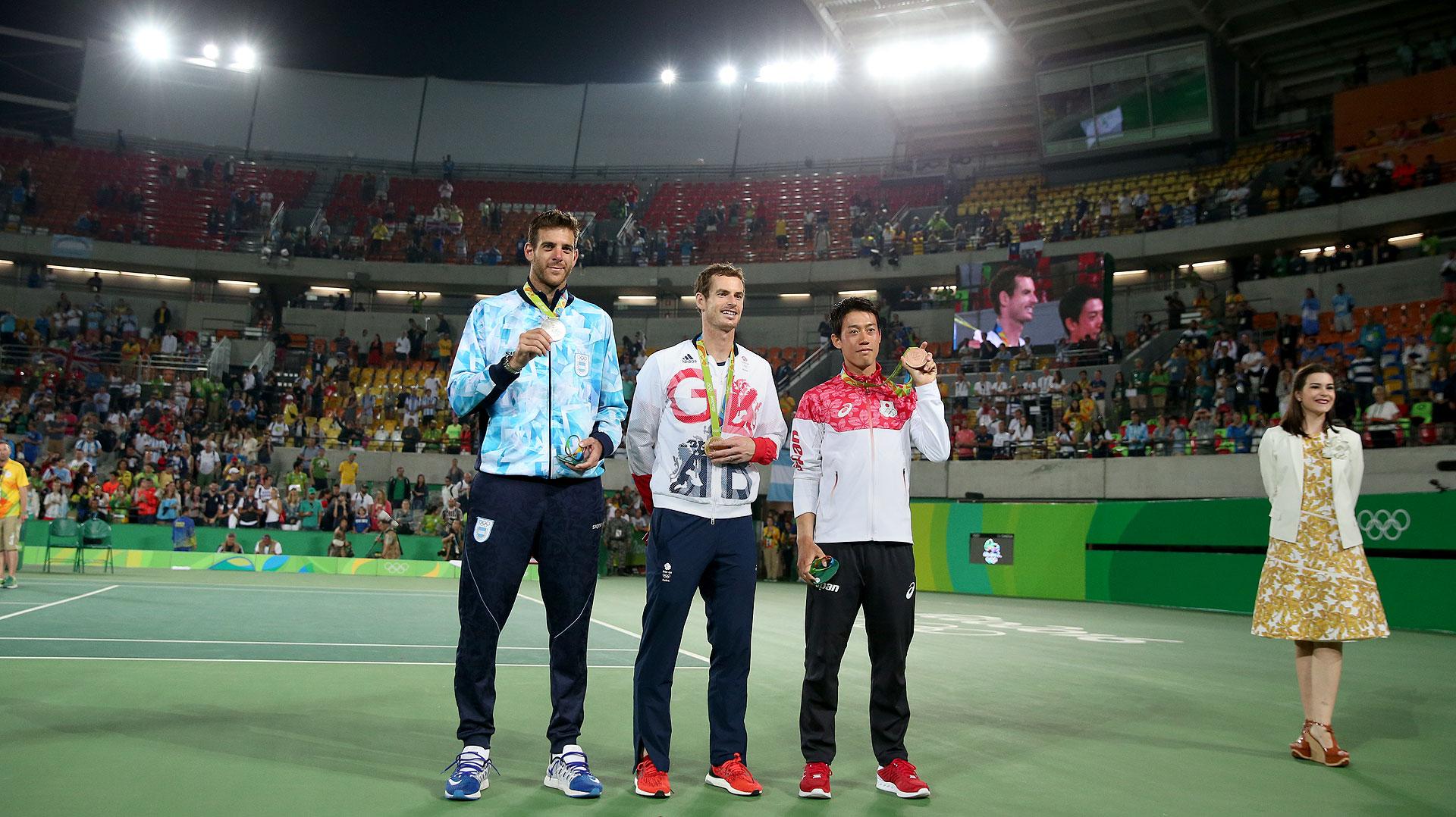 ¿Cuánto mide Juan Martín Del Potro? - Altura - Real height JJOO-Del-Potro-vs-Murray-final-medallas-8