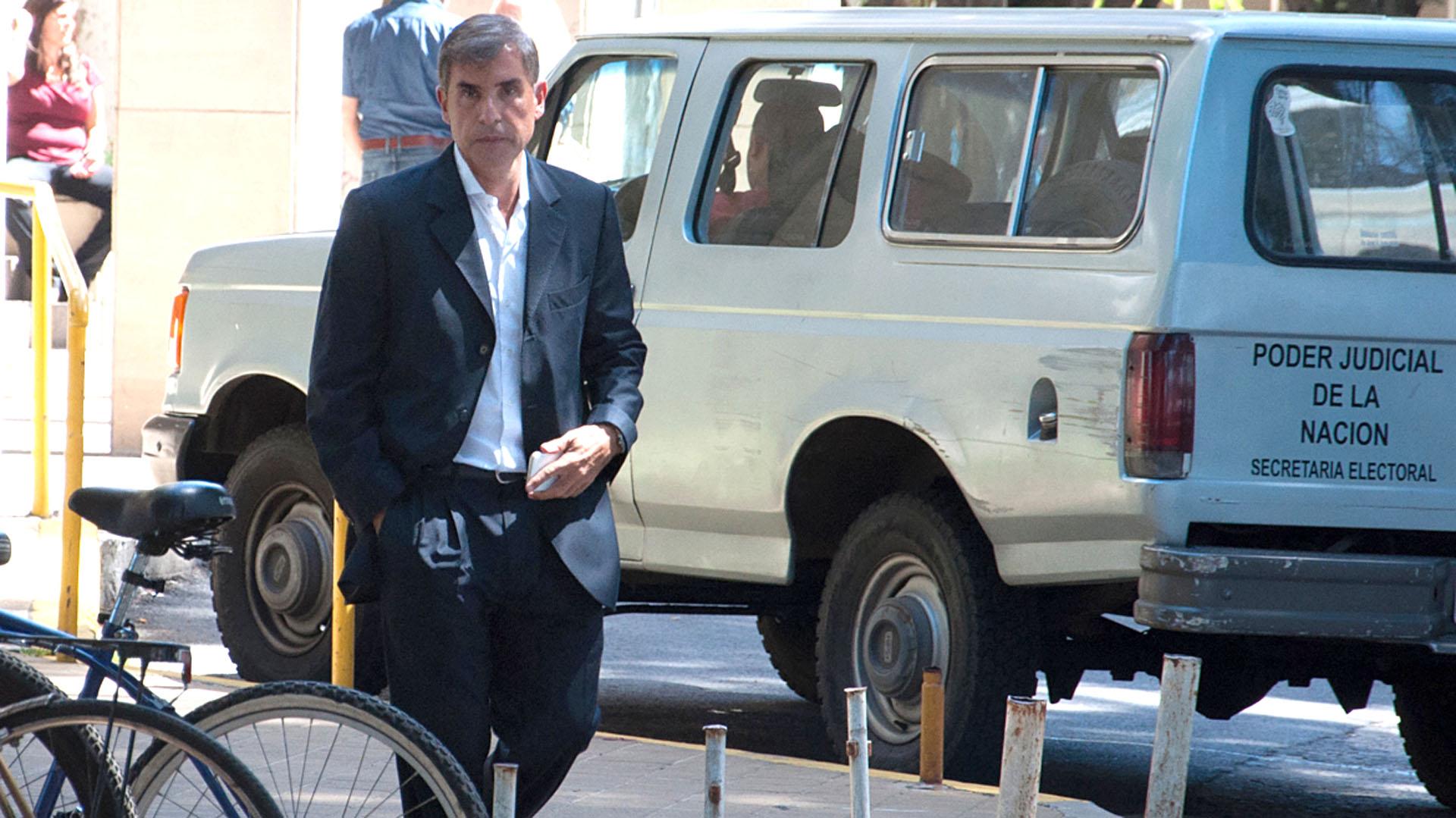 El fiscal Gerardo Pollicita investiga la denuncia de la CC (foto Adrián Escandar)
