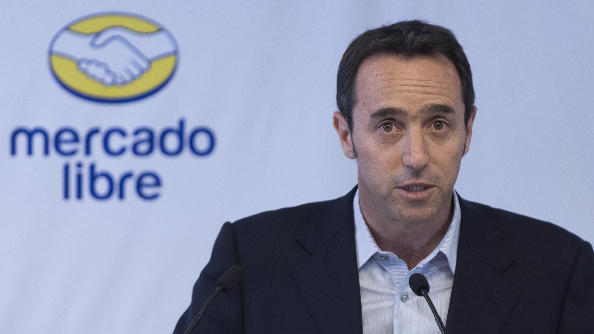 Marcos Galperin creó Mercado Libre en agosto de 1999. (Adrián Escándar)