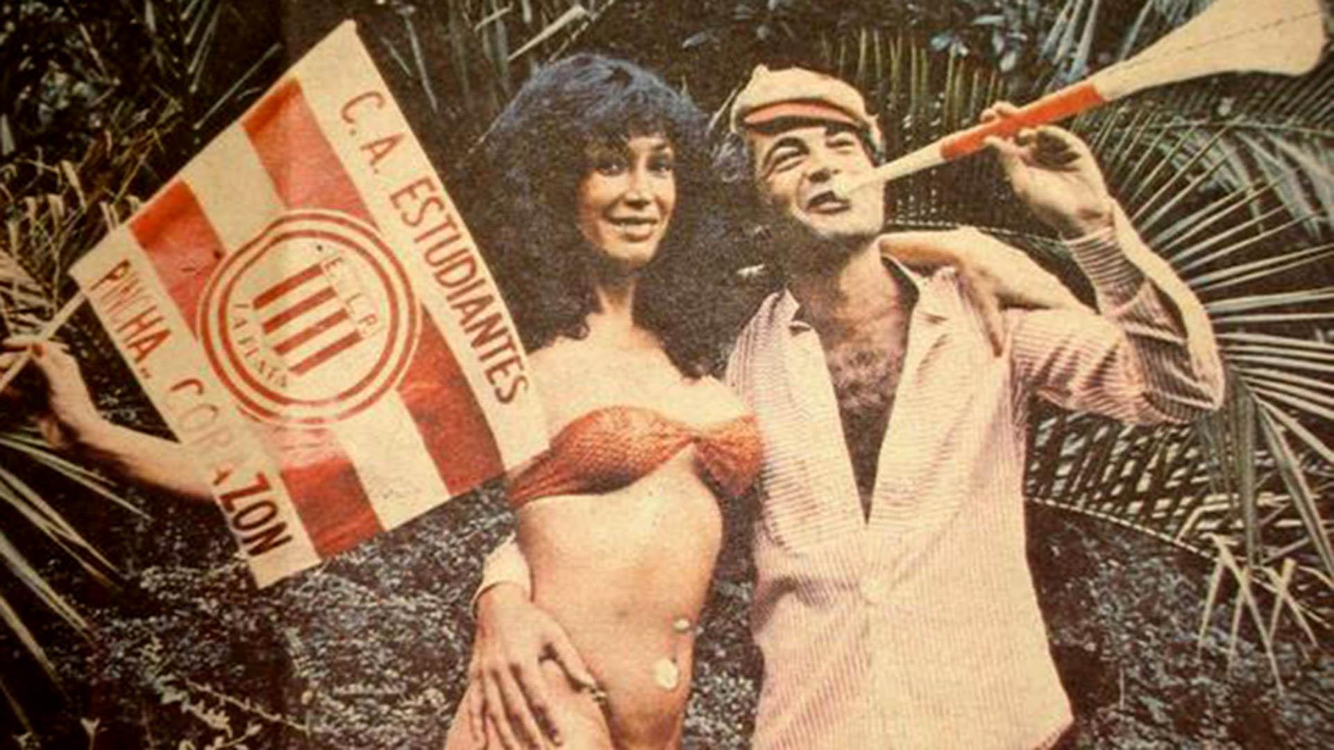 Moria y Mario Castiglione