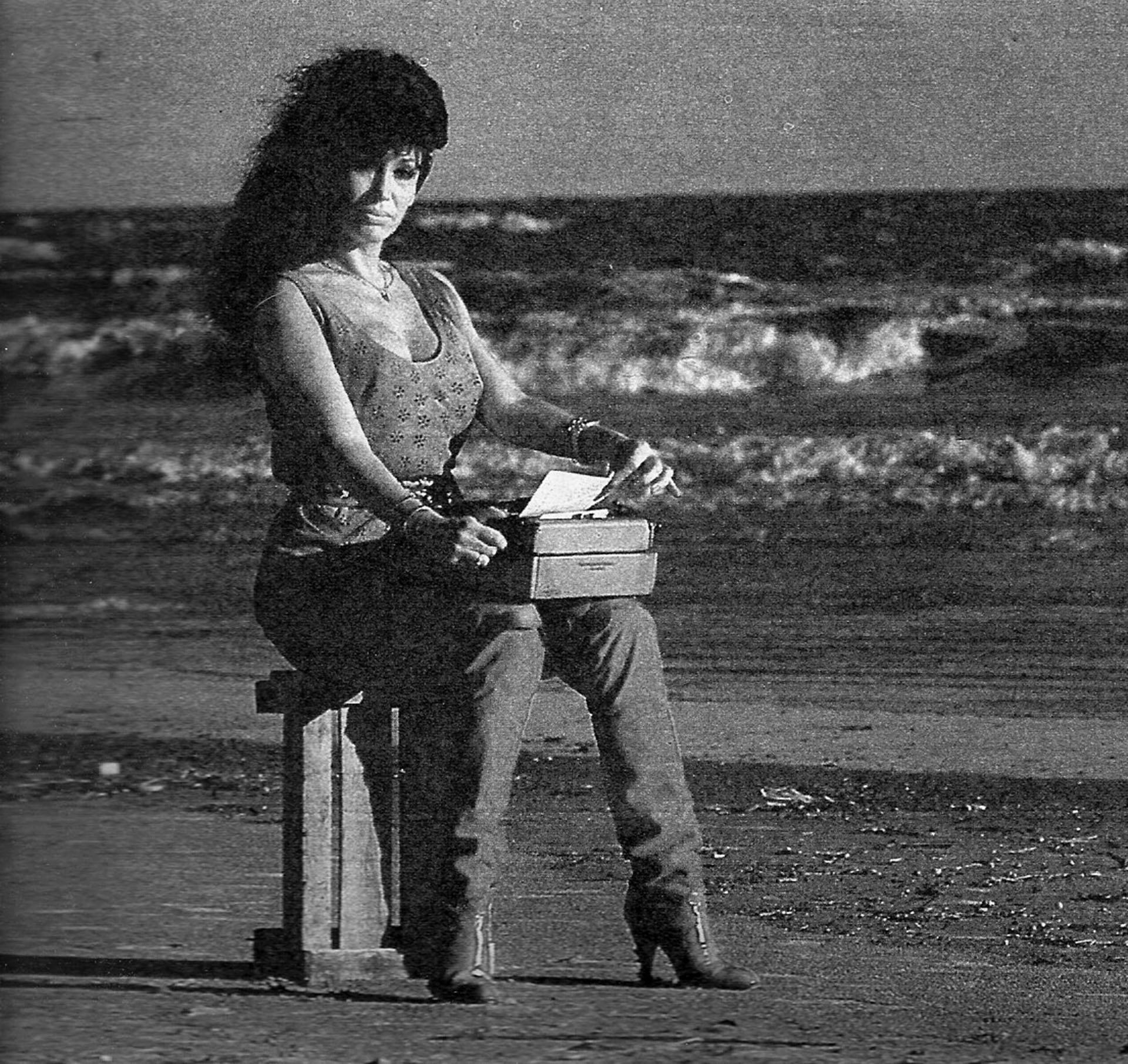 Moria, guionista de sus propios trabajos