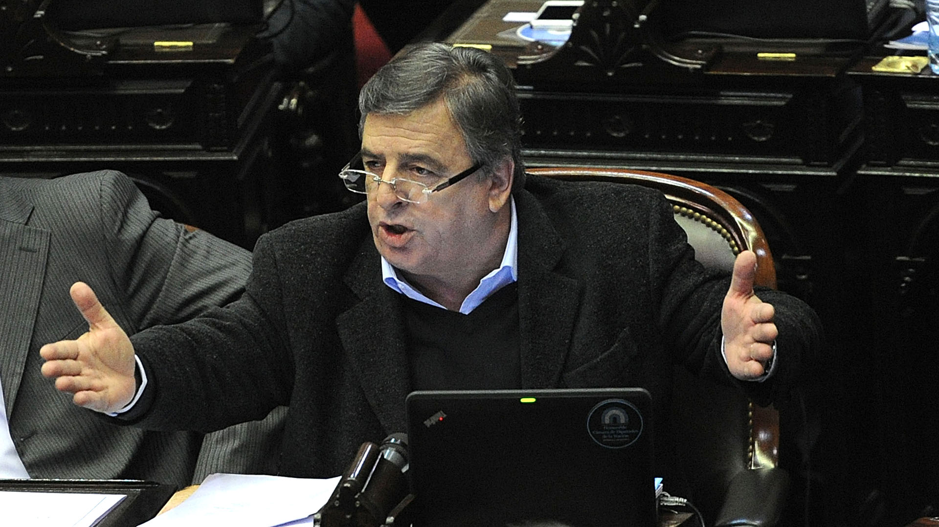 El diputado Mario Negri (Télam)