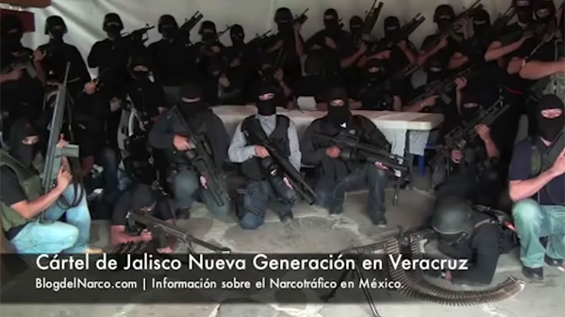 Miembros del Cártel Jalisco Nueva Generación que han operado y peleado por el control de varios estados de México con cárteles rivales