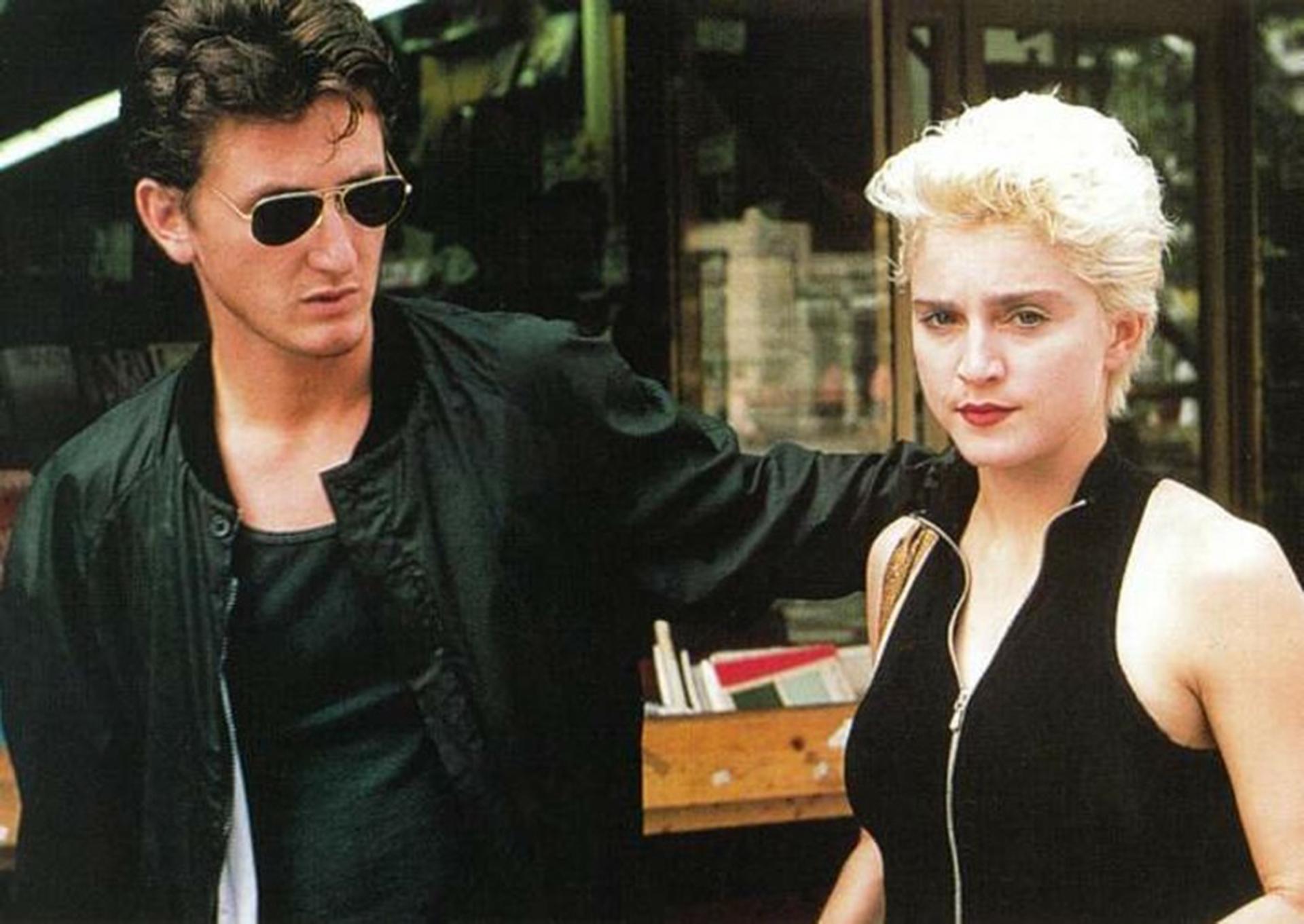 """La relación concluyó en 1989, ambos declararon """"diferencias irreconciliables"""" y se divorciaron. Los rumores acusaban al actor como maltratador y violento."""