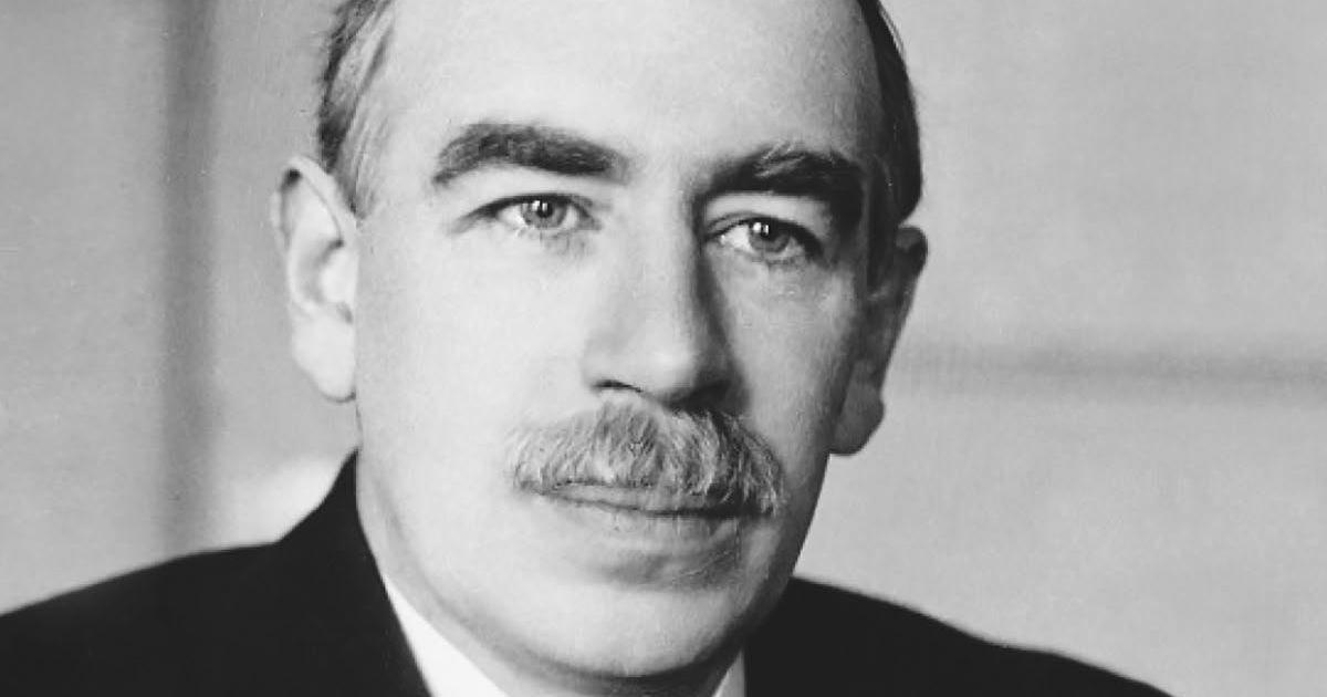 La burrada es afirmar categóricamente que Keynes no influyó en la década  del '30 - Infobae