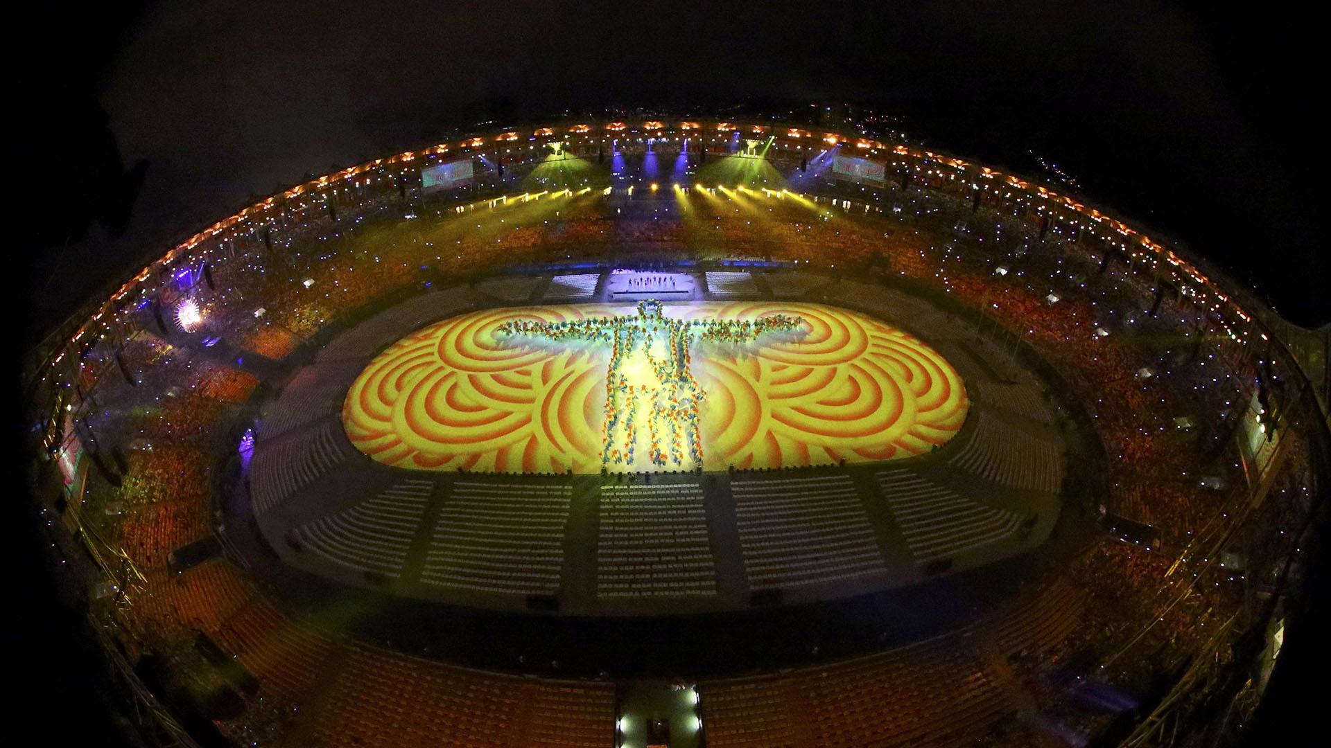 El Cristo Redentor, símbolo de la ciudad carioca (Reuters)