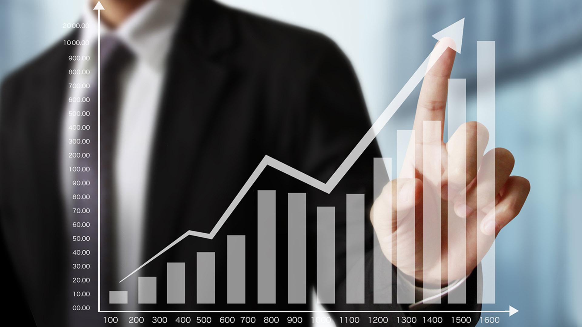 Los salarios en las empresas se ubicaron un escalón arriba de la inflación en 2017. (Shutterstock)