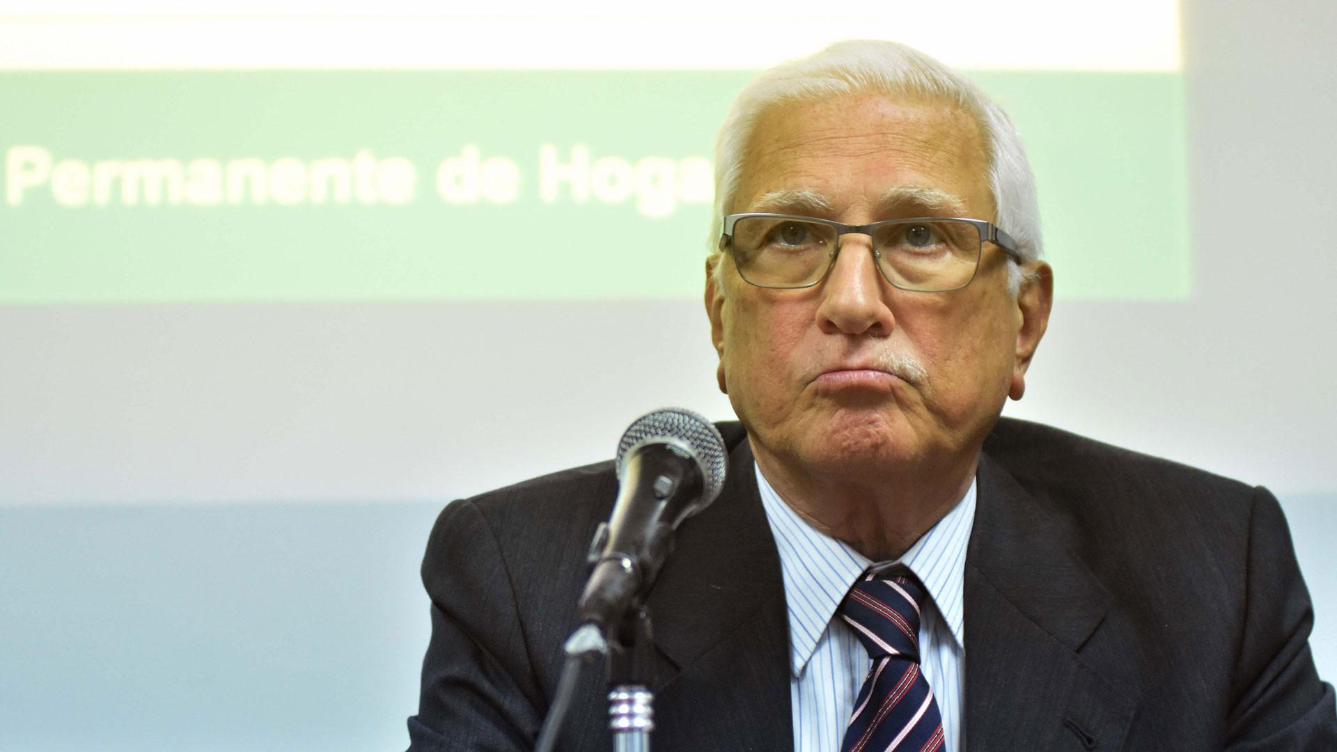 Jorge Todesca, director del Indec (foto de archivo)