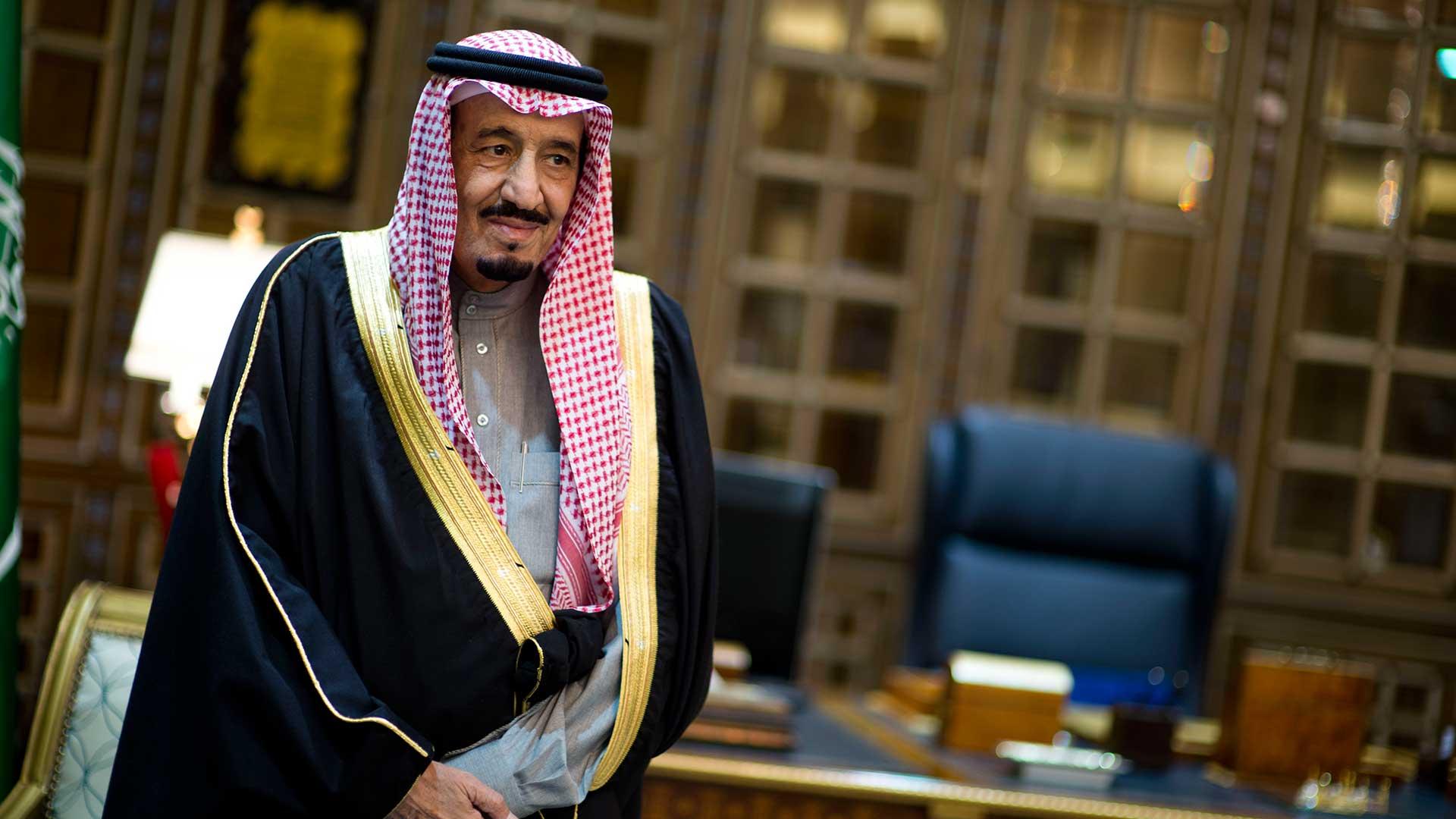 Príncipes árabes son arrestados por corrupción