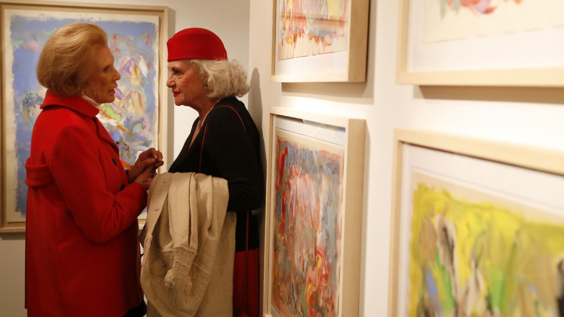 La muestra puede visitarse durante agosto y septiembre, de martes a viernes de 14 a 19.30 en Otto Galería