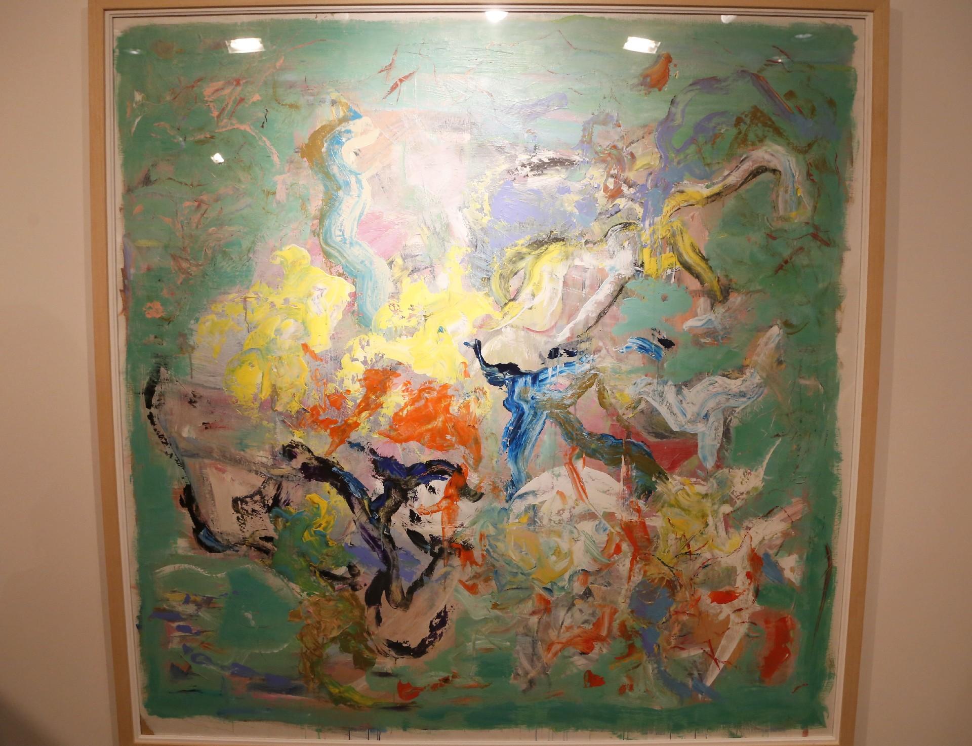 Las obras de Flavia Martini