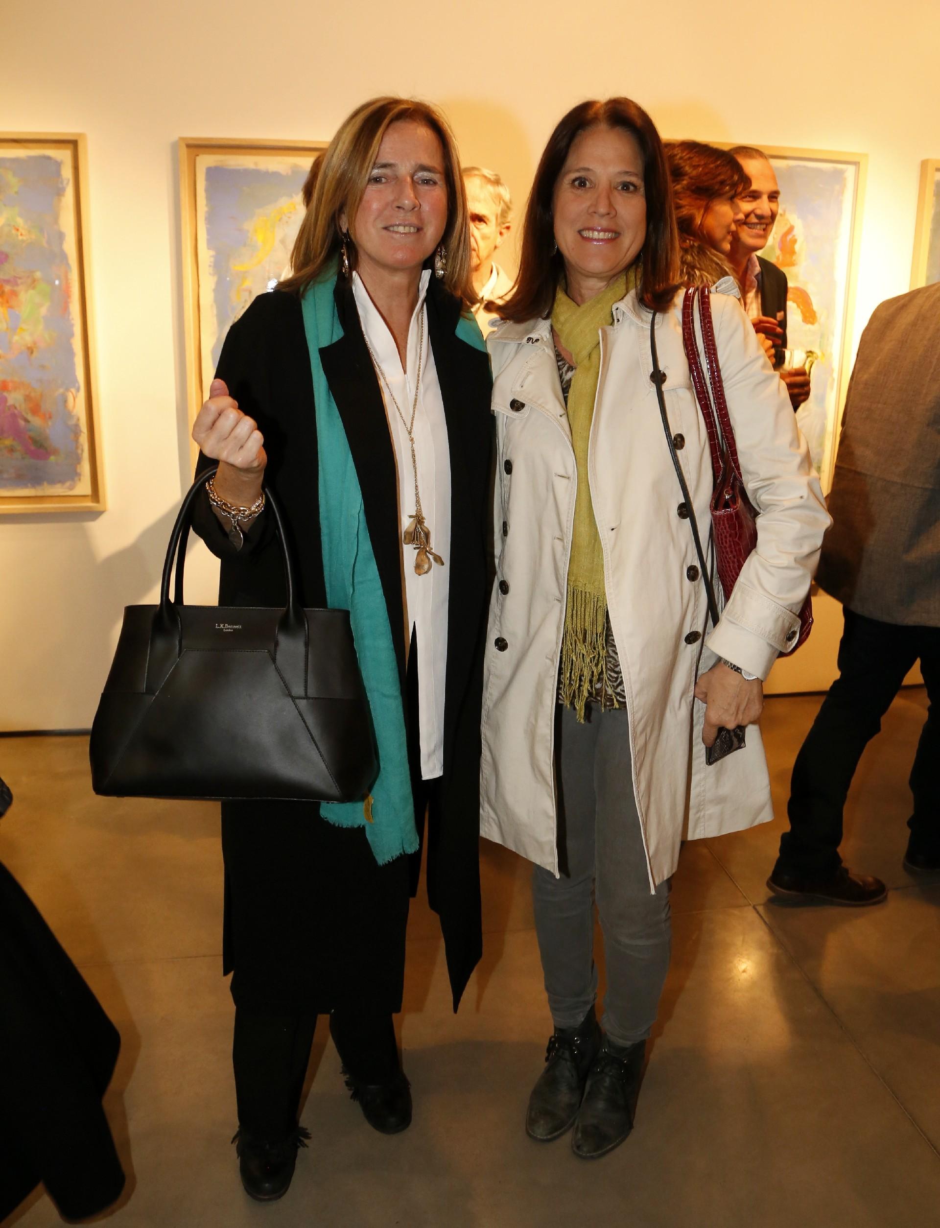 Paula Bengolea y María Grondona