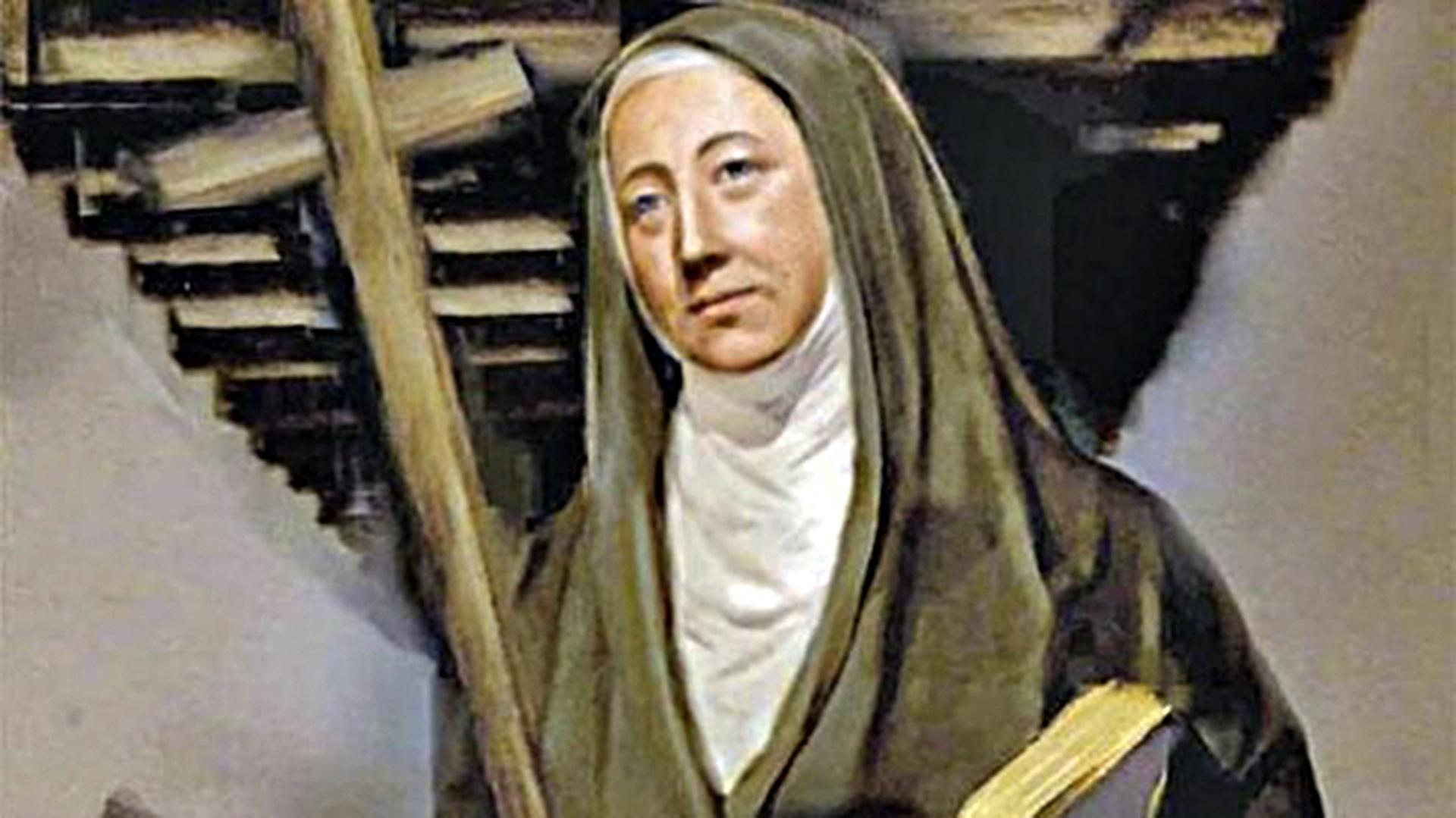 El 27 de agosto de 2016, Mama Antula fue beatificada en Santiago del Estero por orden del papa Francisco (NA)