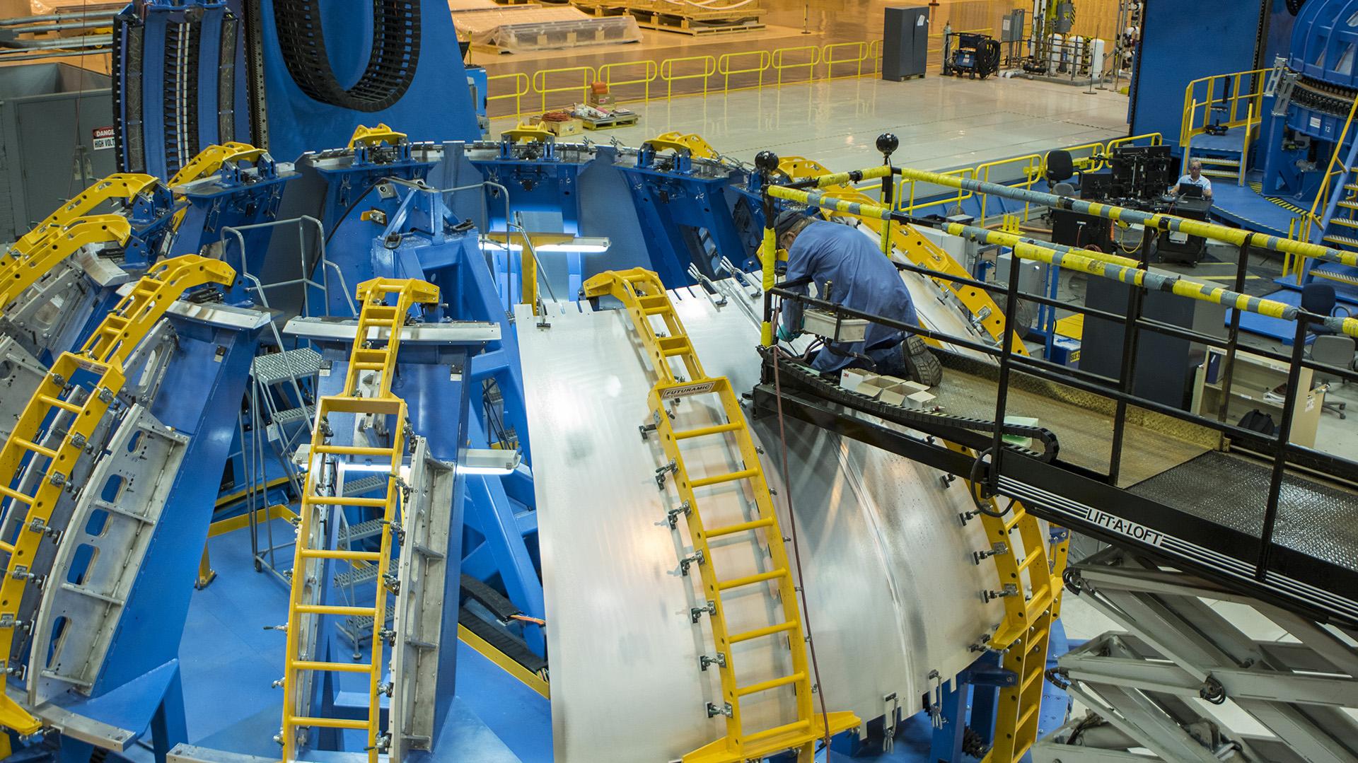 La NASA tiene planificado que el SLS haga su primera prueba para el año 2018. Si esta y otras pruebas salen bien, la llegada del ser humano a Marte sería cuestión de unos pocos años más