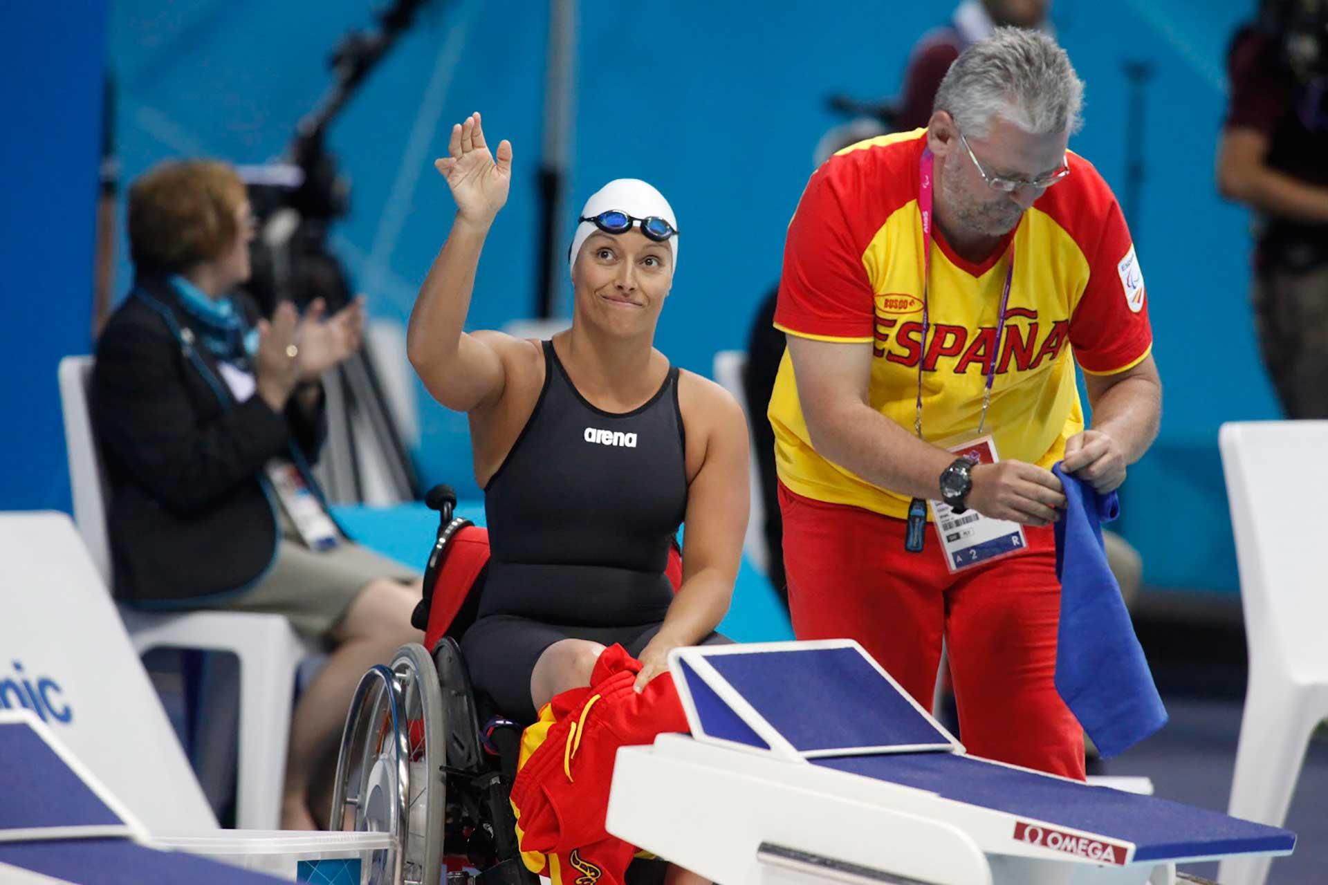 Las 10 héroes del deporte paralímpico a seguir en los Juegos que comienzan  esta semana - Infobae