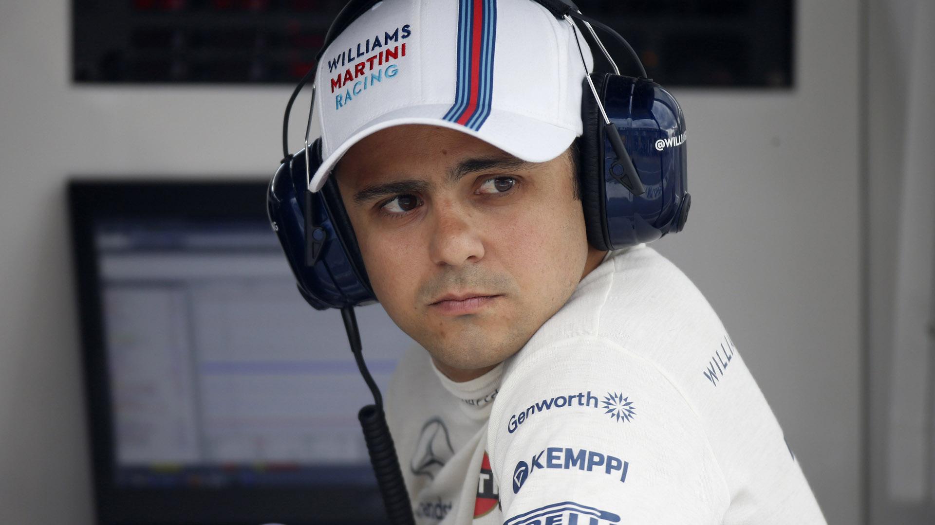 El piloto brasileño Felipe Massa anunció que se retiraal final de la vigente temporada de la Fórmula 1