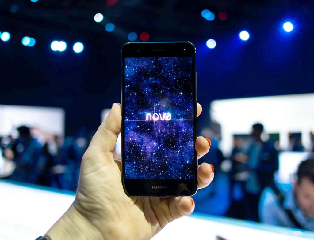 IFA Electronics show 2016 Berlin Huawei Nova 1920