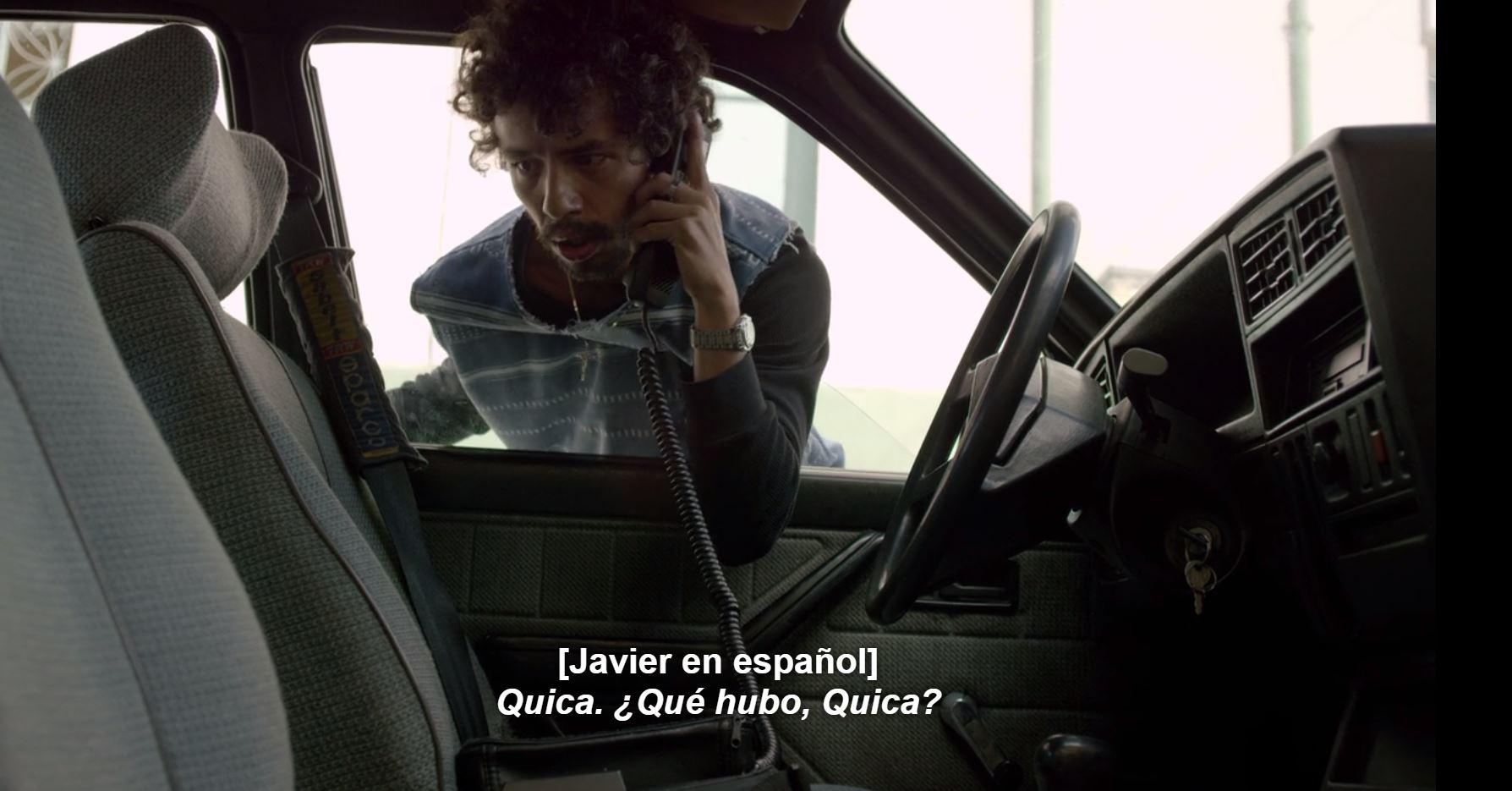"""""""La Quica"""", uno de los lugartenientes de Pablo Escobar, en Narcos"""