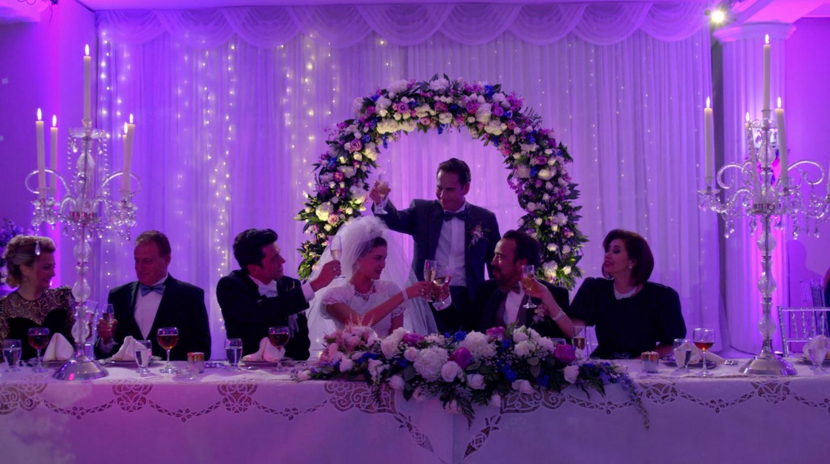 La boda de la hija de Gilberto Rodríguez Orejuela