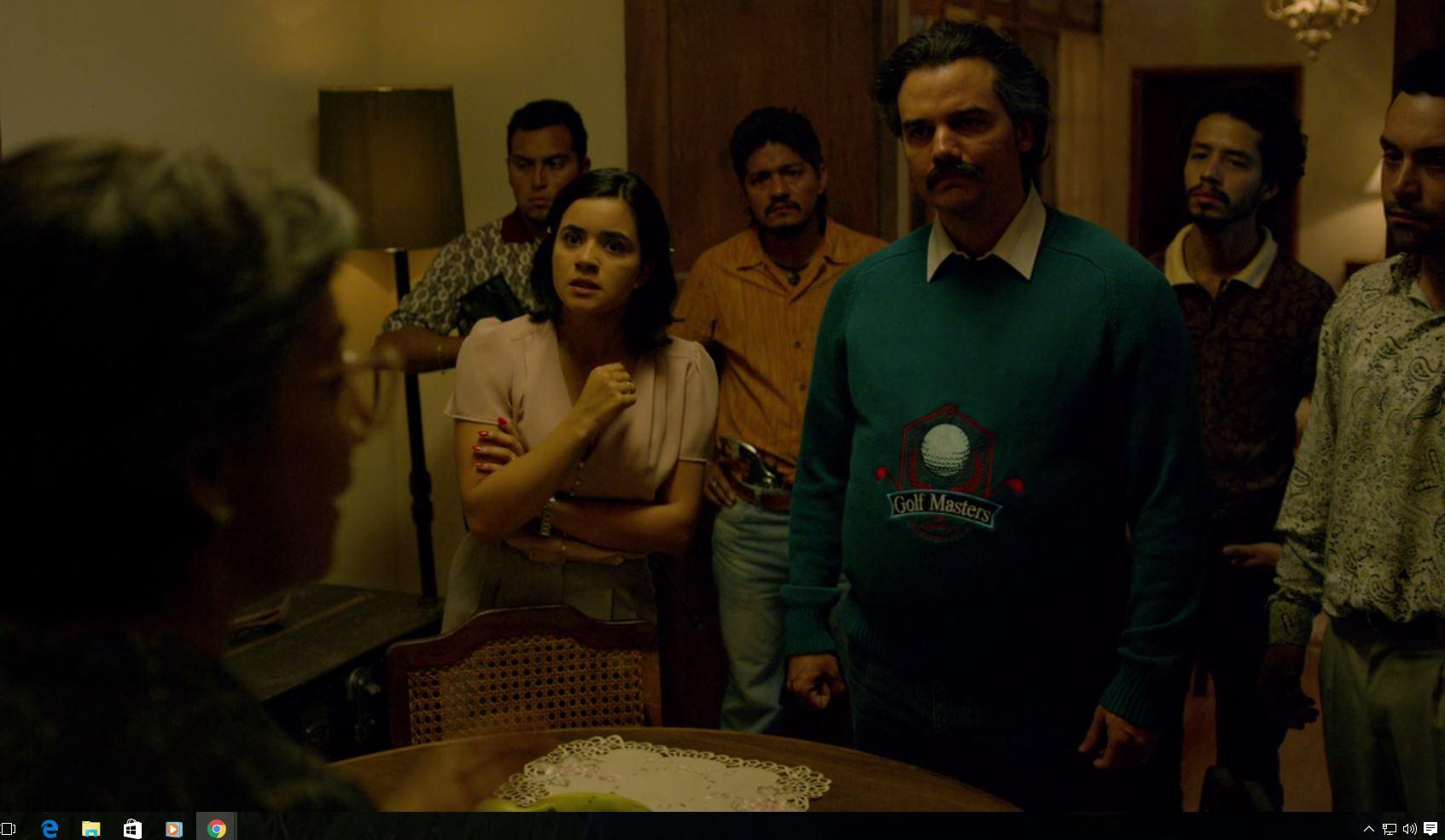 Hijo de Pablo Escobar señala 28 errores en la serie Narcos